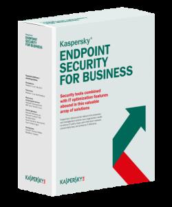 ▲卡巴斯基企業產品「Kaspersky Endpoint Security for Business」強調多方位防護,阻擋惡意軟件滲入。