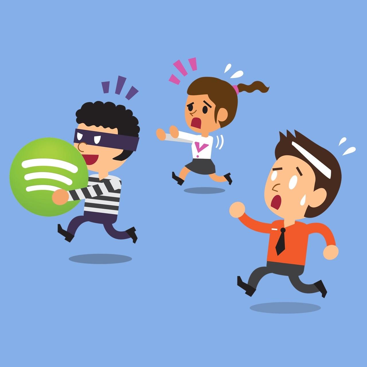 Spotify疑被黑客入侵!Premium用戶速改密碼!