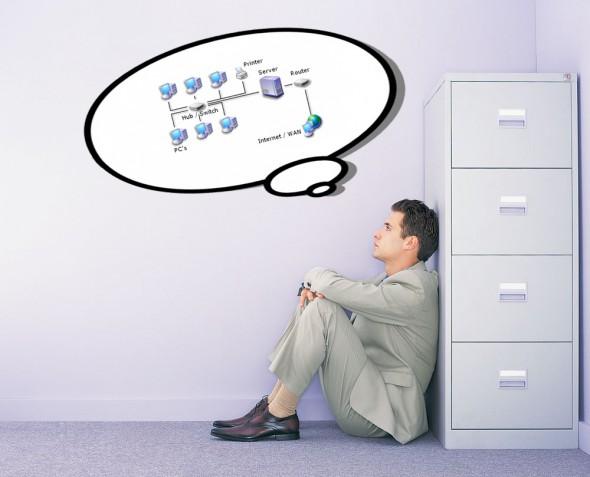 創業、中小企建立網絡保安「開門三件事」