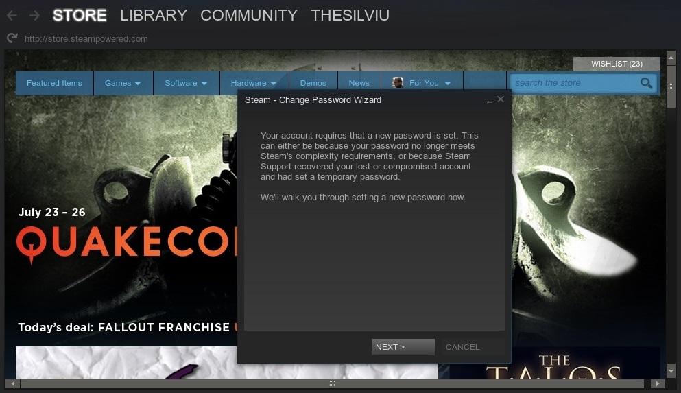 Steam每月77,000帳戶被盜 遊戲玩家成為「肥羊」