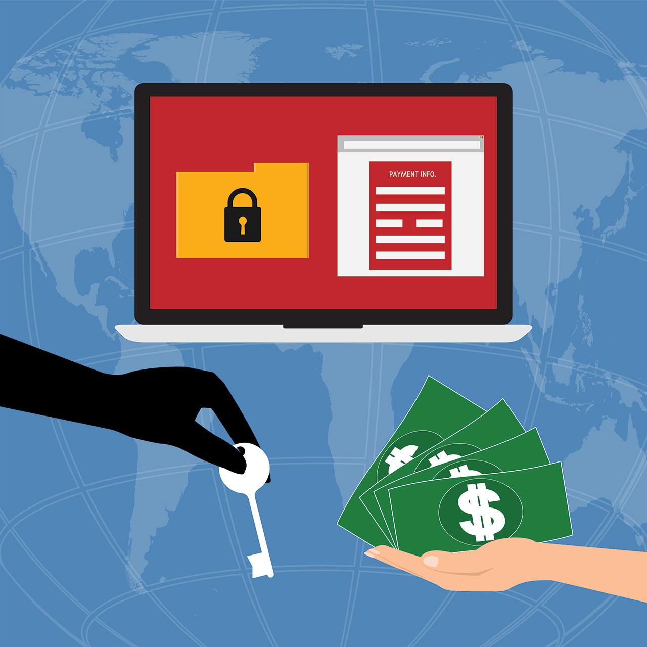 自動阻止加密、自動備份目標檔案?!