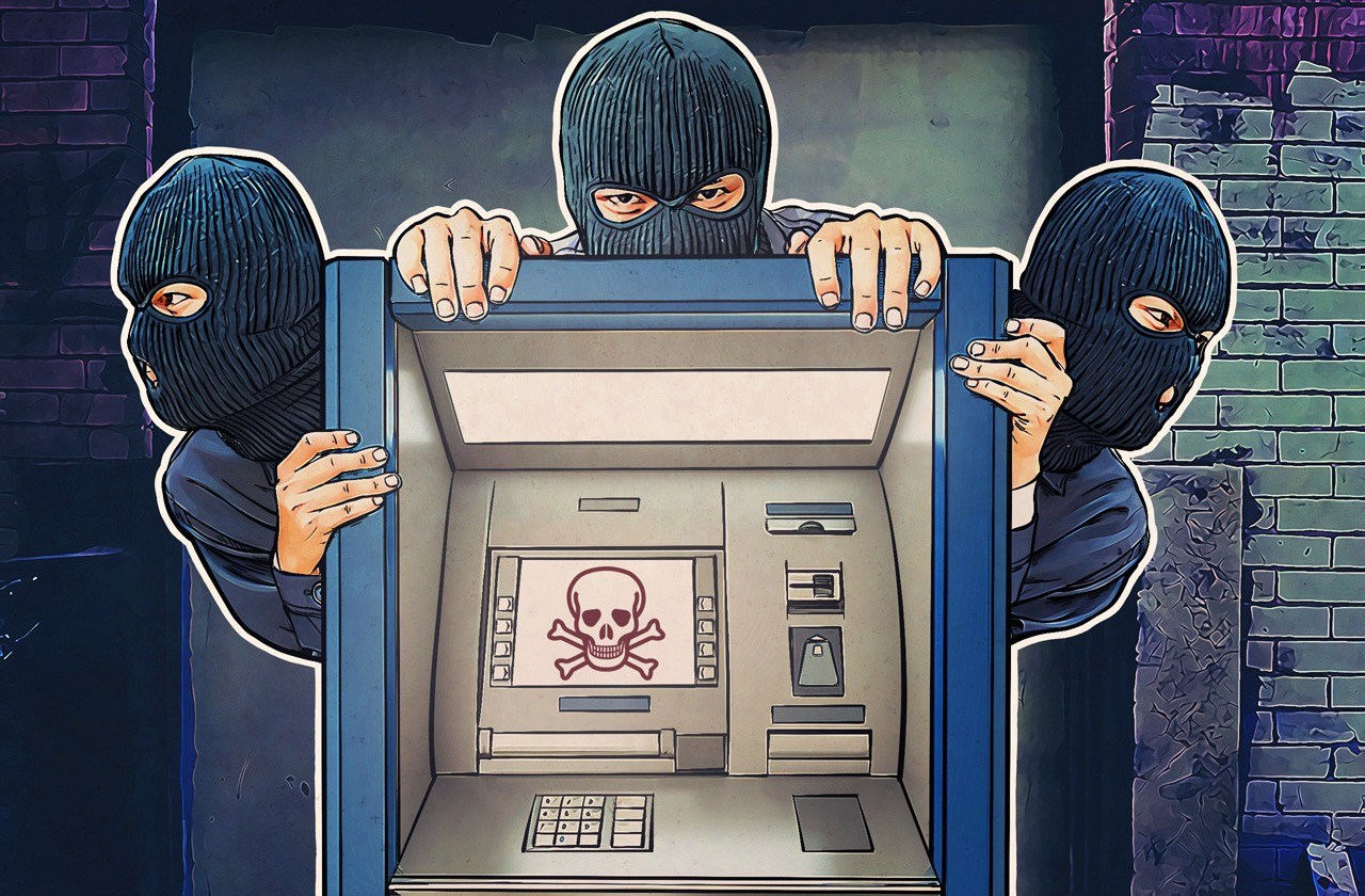 4種方法入侵ATM 鈔票任意提取