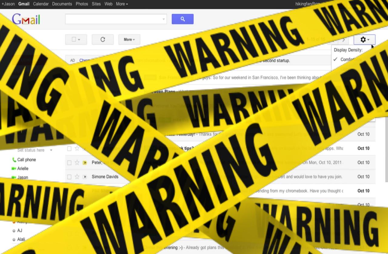 收到Google通知電郵受攻擊怎麼辦? 7個必知保安要點