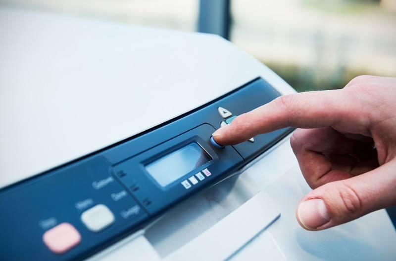 現代打印機技術 如何防止機密資料外洩?