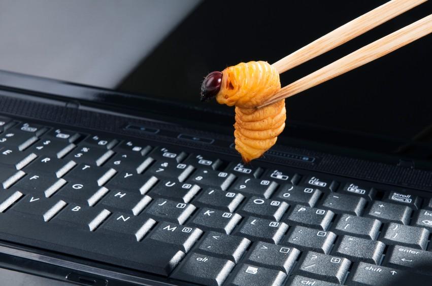 臭名遠播的電腦蠕蟲:初探原理及傳播途徑