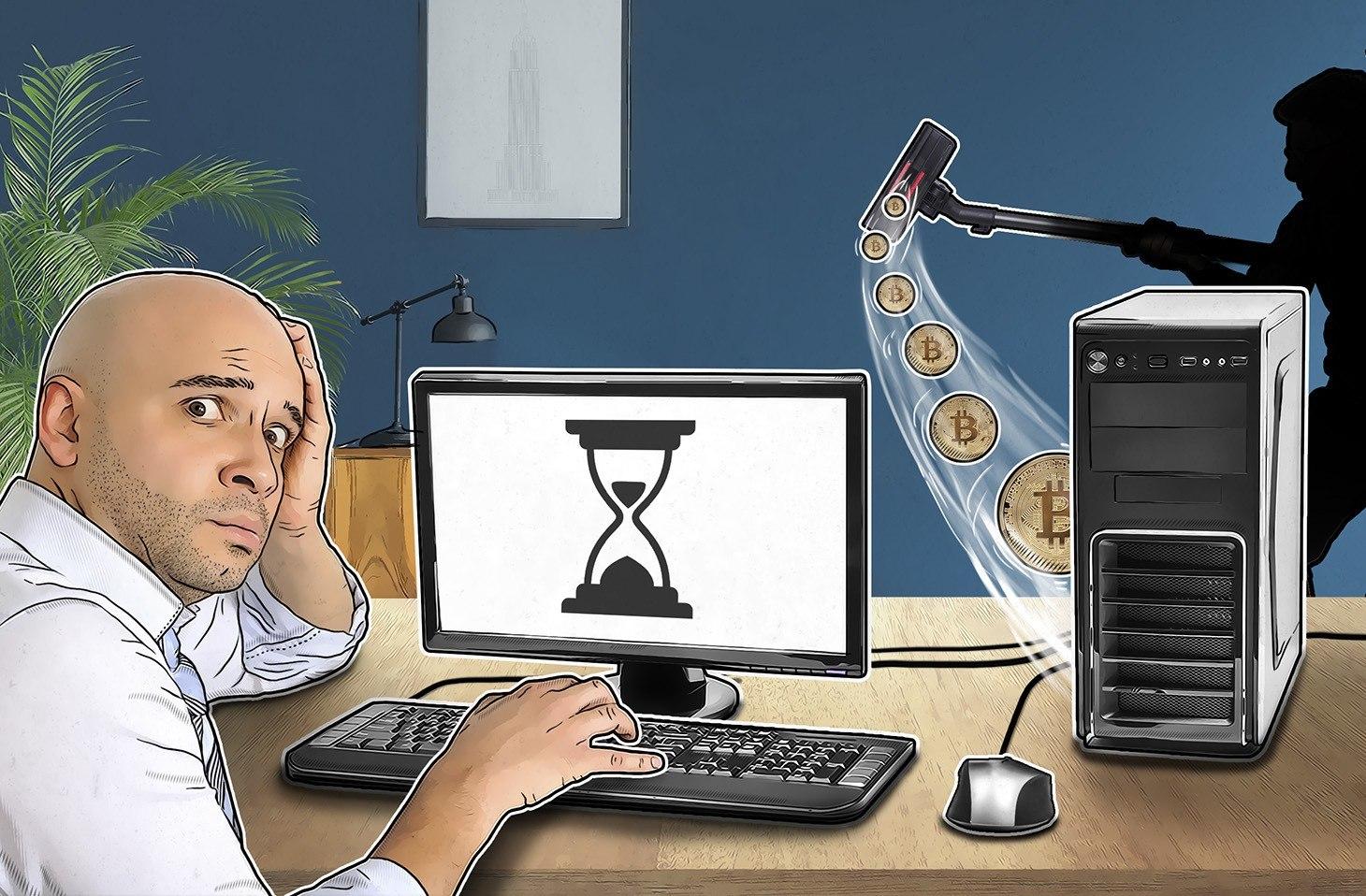 虛疑貨幣與你無關? 從加密勒索到網上礦工的進化