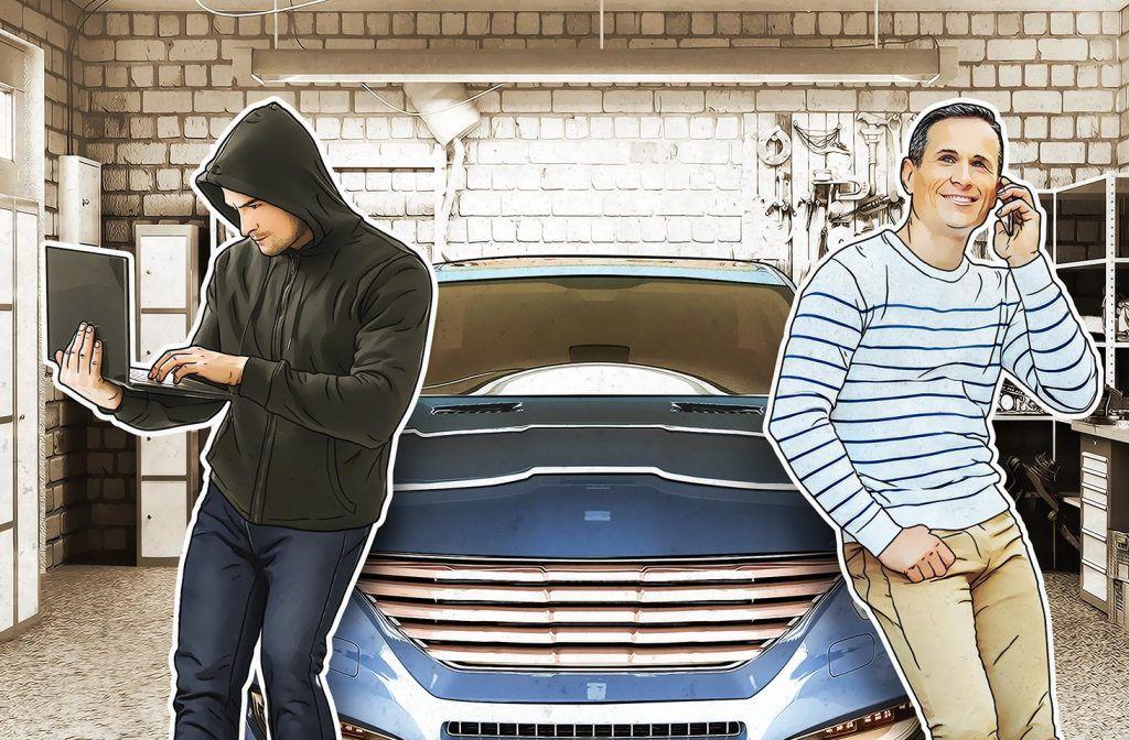 智能汽車使用「盜版」軟件 隨時付出更昂貴代價