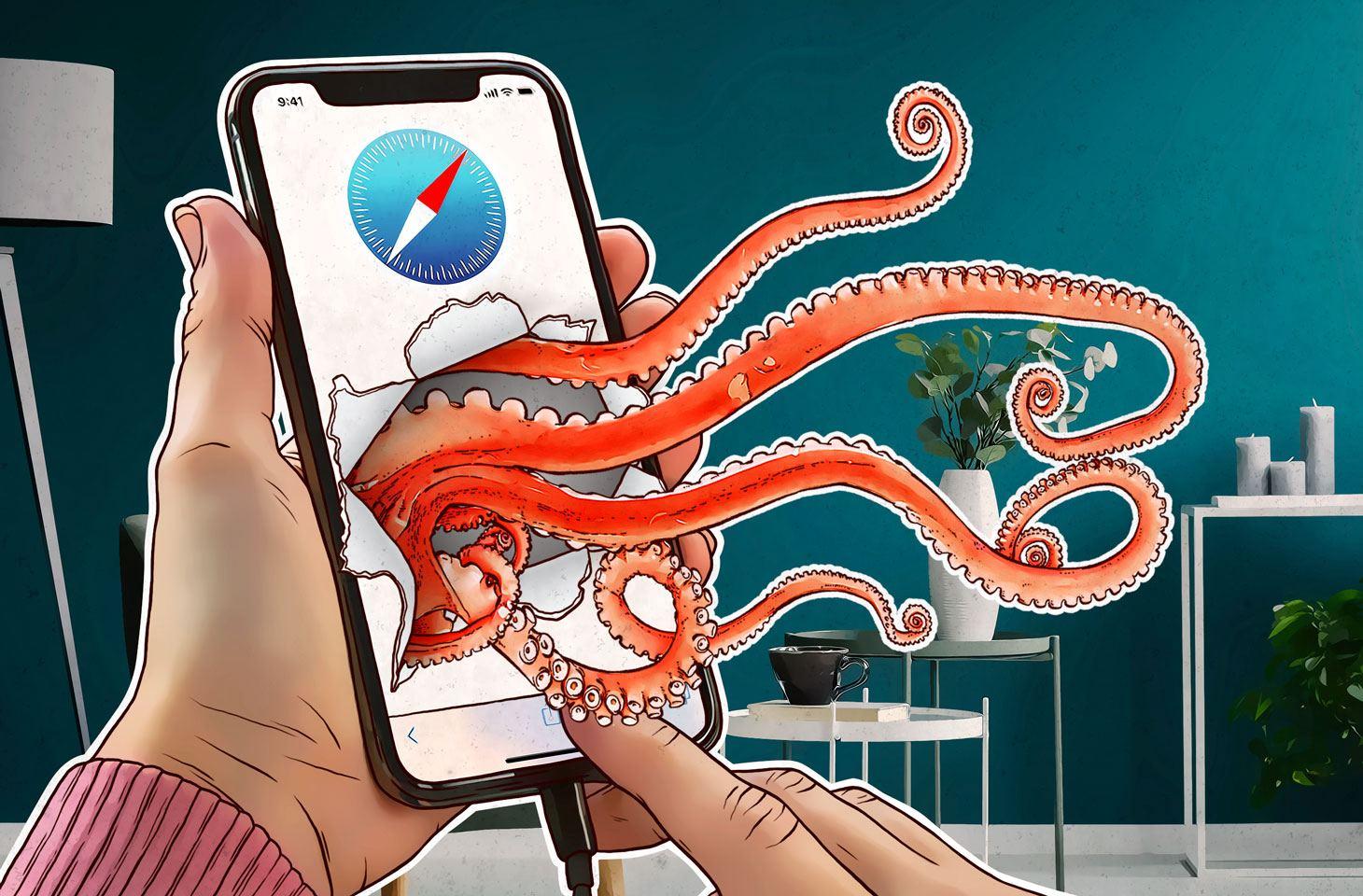 事實還是謠言?瀏覽惡意網站即能入侵iPhone!