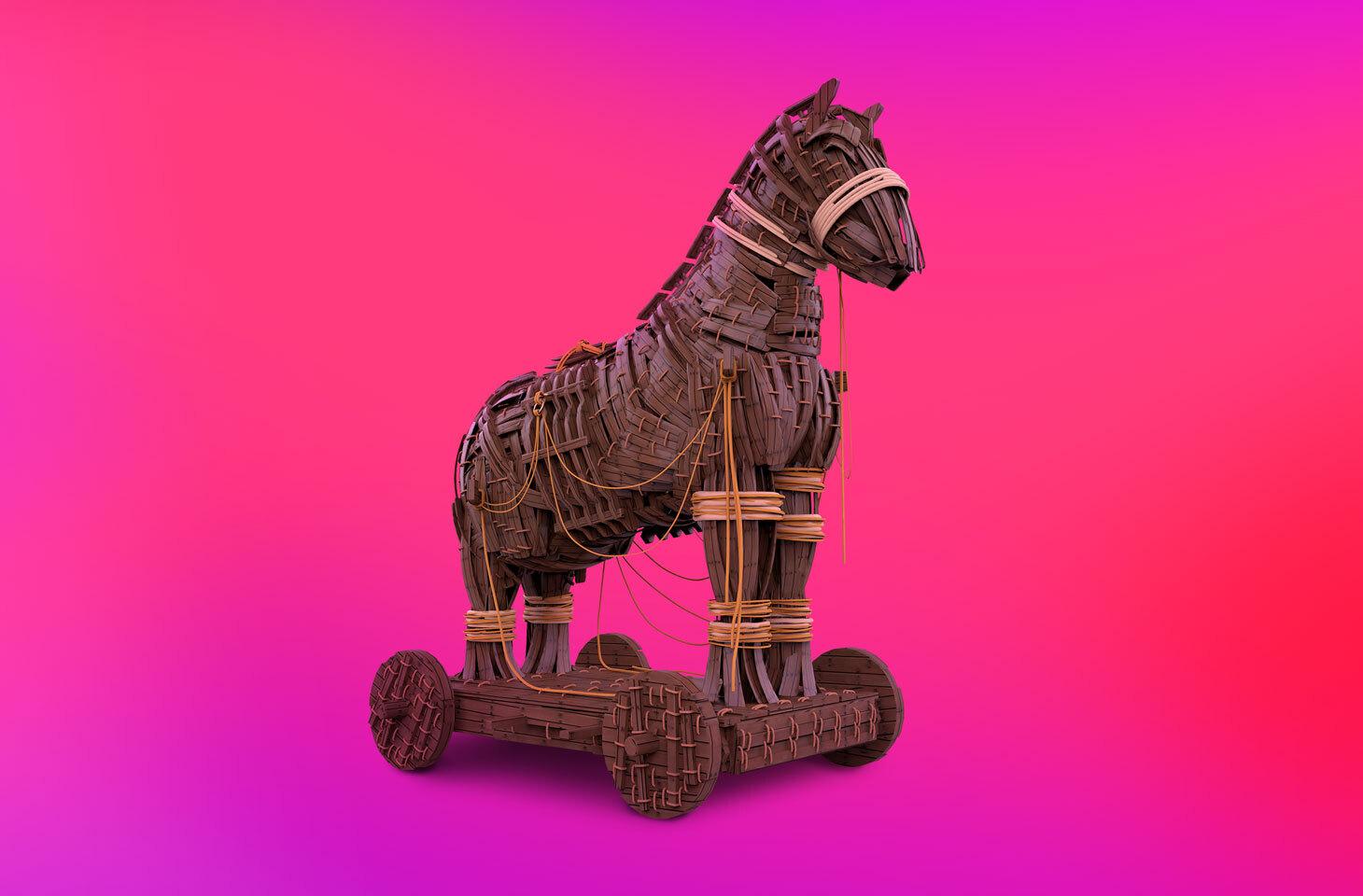 專門針對遊戲帳號的木馬程式