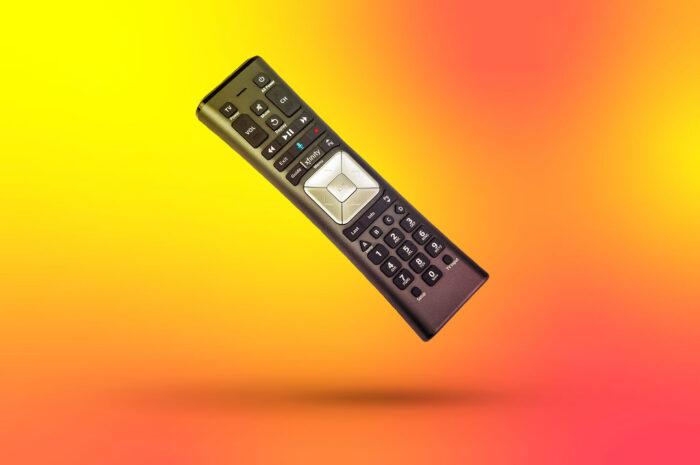 電視遙控變身成為收音裝置